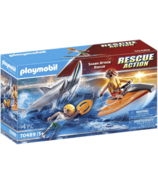 Playmobil Rescue Action Shark Attack Rescue