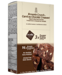 NuGo Slim Brownie Crunch Bars Case of 12