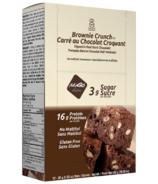 NuGo Slim Brownie Crunch Bars Case of 12