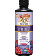 Barlean's Total Omega Vegan Swirl Pomegranate Blueberry