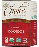 Choice Organic Teas Rooibos Tea