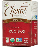 Choice Organic Teas Rooibos Tea