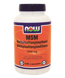 NOW Foods MSM 1000 mg