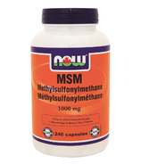 NOW Foods MSM Methylsulfonylmethane