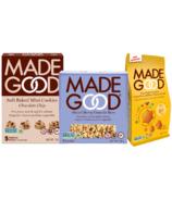 MadeGood Variety Snack Bundle