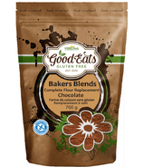 Pilling Foods Good Eats Bakers Blends Complete Replacement Flour Chocolate