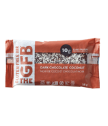 The GFB Gluten Free Bar Dark Chocolate Coconut