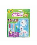 Crayola Scribble Scrubbies Safari Zebra & Toucan