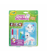 Crayola Scribble Scrubbies Safari Zebra & Toucan