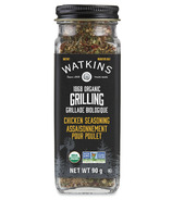 Watkins Organic Chicken Grill Seasoning