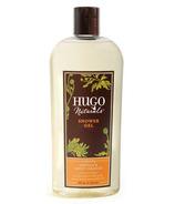 Hugo Naturals Vanilla & Sweet Orange Shower Gel