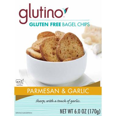 Glutino Gluten Free Bagel Chips