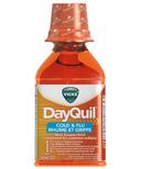 Vicks DayQuil Cold & Flu Multi-Symptom Relief Liquid