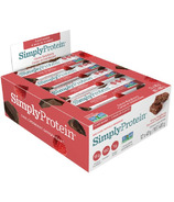 Simply Protein Bars Cocoa Raspberry Case