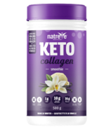 Natreve Keto Collagen Smoothie Vanilla Wafer