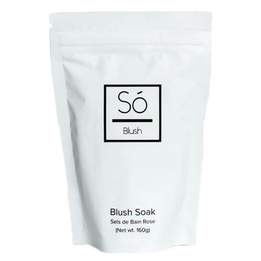 So Luxury Blush Soak Little