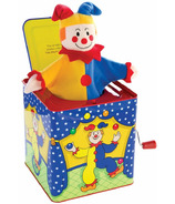 Schylling Jester Jack In Box