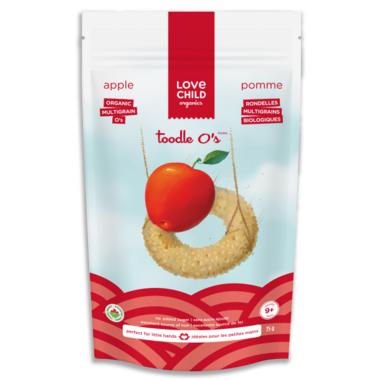 Love Child Organics Multigrain Toodle O\'s Apple
