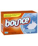 Bounce Fresh Linen Fabric Softener Sheets