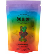 Squish Rainbow Bears Gourmet Candy