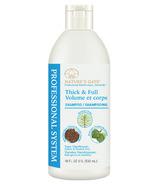 Nature's Gate Thick & Full Shampoo