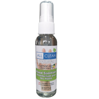 Buy All Clean Natural All Clean Hand Sanitizer From Canada At Well