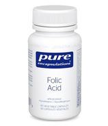 Pure Encapsulations Folic Acid