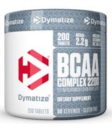 Dymatize Nutrition BCAA Complex 2200 Caplets