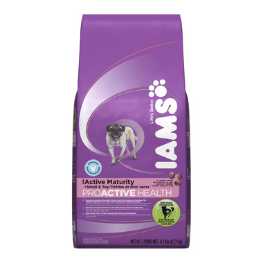 Iams ProActive Health Dog Mature Adult Small & Toy Breed