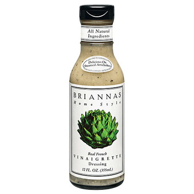 Briannas Home Style Real French Vinaigrette Dressing