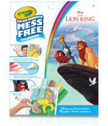 Crayola Color Wonder Mess Free Colouring Lion King