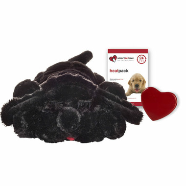 Smart Pet Love Snuggle Puppy in Black