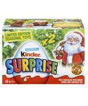 Kinder Surprise With Seasonal Toys