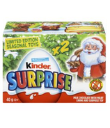 Kinder Surprise with Seasonal Toys