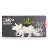 Kikkerland Plantasaurus Triceratops