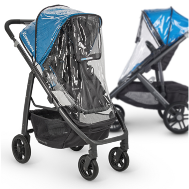 UPPAbaby Vista/Cruz/V2 Toddler Seat Rain Shield