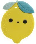 Loulou Lollipop Lemon Teether Single