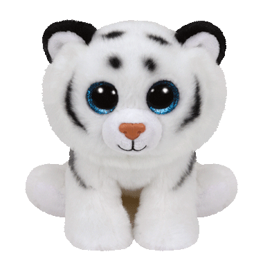 Ty Tundra The Tiger Beanie Babies Medium