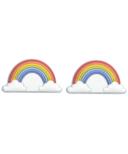 Baubles + Soles Rainbow Baubles