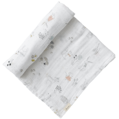 Petit Pehr Magical Forest Swaddle