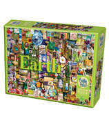 Cobblehill Elements Collection: Earth Puzzle
