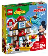 LEGO Duplo Disney Mickey's Vacation House