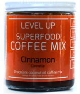 Level Up Superfoods Coffee Mix Cinnamon