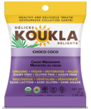 Koukla Delights Cacao Coconut Bites Mini Pack