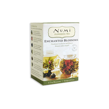 Numi Enchanted Blossoms Flowering Tea