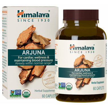 Himalaya Herbal Healthcare Arjuna