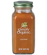 Simply Organic Cayenne