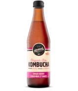 Remedy Organic Kombucha Ginger Berry