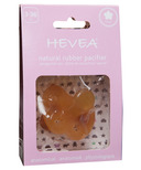 Hevea Anatomical Natural Rubber Flower Pacifier