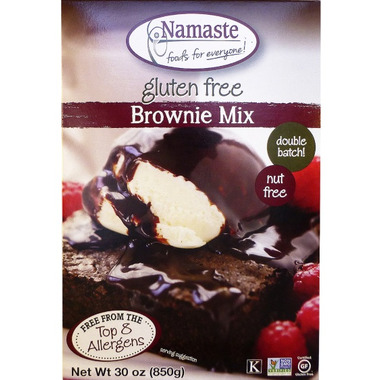Namaste Foods Brownie Mix